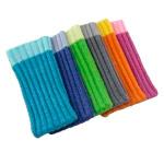 Чехол Technisson Wollsocke Case универсальный (синий/зеленый/серый/розовый, набор из 4 шт.)