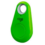 Bluetooth-брелок Cigii Bluetooth Remote Shutter (зеленый, управление камерой)