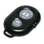 Bluetooth-брелок ASHUTB Bluetooth Remote Shutter (черный, управление камерой)