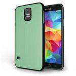 Чехол Yotrix MetalCase для Samsung Galaxy S5 SM-G900 (зеленый, алюминиевый)