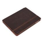 Чехол Dexim Vogue Folio Jacket для Apple iPad 2/new iPad (коричневый, кожаный)