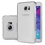 Чехол Nillkin Nature case для Samsung Galaxy Note 5 N920 (серый, гелевый)