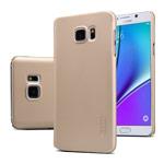 Чехол Nillkin Hard case для Samsung Galaxy Note 5 N920 (золотистый, пластиковый)