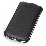 Чехол Yotrix FlipCase для Samsung Galaxy S3 i9300 (кожанный, черный)