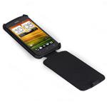 Чехол YooBao Slim leather case для HTC One S Z520e (кожанный, черный)