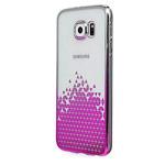Чехол X-doria Engage Plus для Samsung Galaxy S6 SM-G920 (розовый, пластиковый)