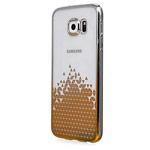 Чехол X-doria Engage Plus для Samsung Galaxy S6 SM-G920 (золотистый, пластиковый)