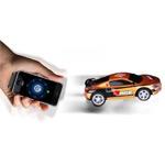 Сувенир-игрушка Dexim AppSpeed Race Car для Apple iPhone/iPod/iPad (золотистая)