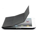Чехол YooBao iSlim leather case для Apple iPad 2/new iPad (кожанный, черный)
