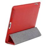 Чехол YooBao iSmart Leather case для Apple iPad 2/new iPad (кожанный, красный)