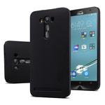 Чехол Nillkin Hard case для Asus ZenFone 2 Laser ZE550KL (черный, пластиковый)