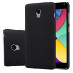 Чехол Nillkin Hard case для Lenovo Vibe P1 (черный, пластиковый)