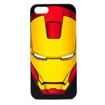 Чехол Disney Phone case для Apple iPhone 5/5S (Iron Man, пластиковый)