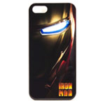 Чехол Disney Phone case для Apple iPhone 5/5S (Iron Man 3, пластиковый)