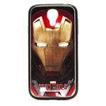 Чехол Disney Iron Man 3 series case для Samsung Galaxy S4 i9500 (золотистый, пластиковый)