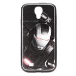 Чехол Disney Iron Man 3 series case для Samsung Galaxy S4 i9500 (черный, пластиковый)