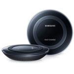 Беспроводное зарядное устройство Samsung Fast Wireless Charger (черное, стандарт QI)
