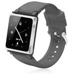 Браслет iWatchz Q Series для Apple iPod nano (6th gen) (серый)