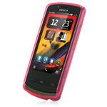 Чехол Nillkin Soft case для Nokia 700 (фиолетовый)