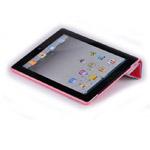 Чехол X-doria Brillian Case для Apple iPad 2 (розовый, кожанный)