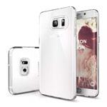 Чехол Yotrix UltrathinCase для Samsung Galaxy S6 edge plus SM-G928 (прозрачный, гелевый)
