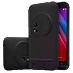 Чехол Nillkin Hard case для Asus Zenfone Zoom ZX551ML (черный, пластиковый)