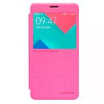 Чехол Nillkin Sparkle Leather Case для Samsung Galaxy A5 A510F (розовый, винилискожа)