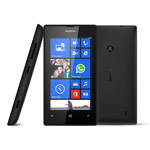 Смартфон Microsoft Lumia 435 (dualSIM, черный, 8Gb, 4
