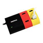 Зарядное устройство Remax Safe Enough универсальное (сетевое, 4xUSB, 6A)