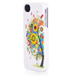 Чехол X-doria Dream Works Case для Apple iPhone 4/4S (с рисунком, Magic Forest)
