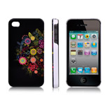 Чехол X-doria IMD Series Case для Apple iPhone 4/4S (с рисунком, Rococo)