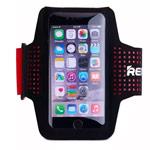 Чехол-повязка Remax Running ArmBand для телефонов 5.0-5.8