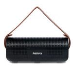 Портативная колонка Remax Desktop Speaker Power Bank H1 (черная, беcпроводная, стерео 2.1)