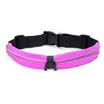 Чехол-повязка Remax Multifunctional Sport Belt для телефонов (фиолетовый, матерчатый)