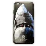 Чехол WK Wear It Case для Apple iPhone 6/6S (Givenchy Shark, гелевый)