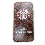 Чехол WK Wear It Case для Apple iPhone 6/6S (Coffee Starbucks, гелевый)