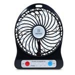 Настольный вентилятор Remax Mini USB Fan (черный)