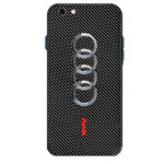 Чехол WK Wear It Case для Apple iPhone 6/6S (Audi, гелевый)