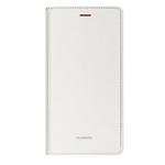 Чехол Huawei Folio case для Huawei P8 lite (белый, кожаный)