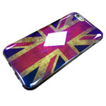 Чехол Yotrix CreativeCase для Apple iPhone 6S (UK Flag, гелевый)