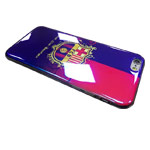 Чехол Yotrix CreativeCase для Apple iPhone 6S (FC Barcelona, гелевый)