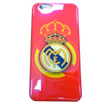 Чехол Yotrix CreativeCase для Apple iPhone 6S (Real Madrid CF, гелевый)
