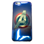 Чехол Yotrix CreativeCase для Apple iPhone 6S (The Avengers, гелевый)
