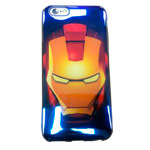 Чехол Yotrix CreativeCase для Apple iPhone 6S (Iron Man, гелевый)