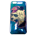 Чехол Yotrix CreativeCase для Apple iPhone 6S (Bear, гелевый)