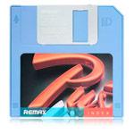 Внешняя батарея Remax Floppy Disk series универсальная (5000 mAh, синяя)