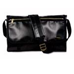 Сумка Remax Single Bag #516 универсальная (черная, винил)