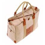 Сумка Remax Travel Bag #296 универсальная (бежевая, матерчатая)