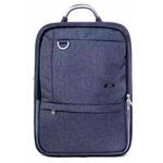 Рюкзак Remax Double Bag #503 (темно-синий, 2 отделения, 4 кармана)