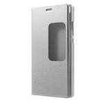 Чехол Huawei Folio case для Huawei P8 (белый, кожаный)